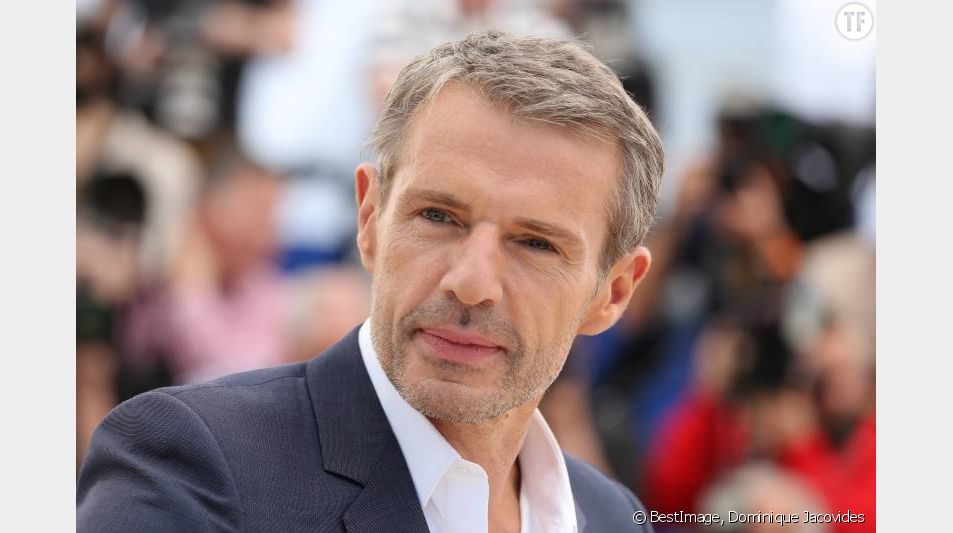 Lambert Wilson, maître de cérémonie du 67e Festival International du Film de Cannes. Cannes, le 14 mai 2014