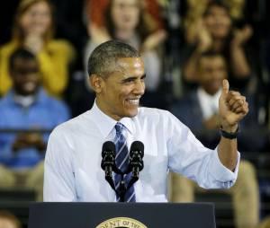 Barack Obama a une nouvelle fois fait preuve d'auto-dérision