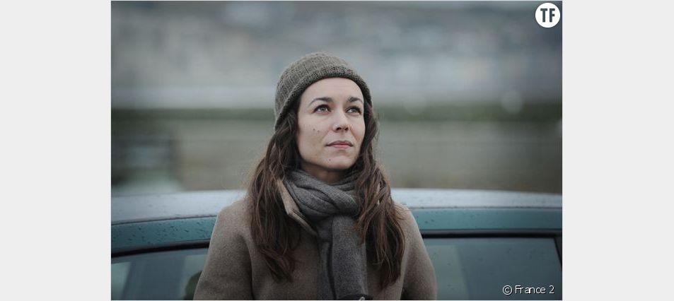 """Marie Dompnier  alias Sandra dans """"Les témoins"""""""