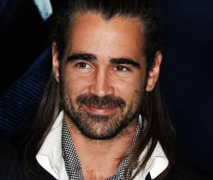 Côté sex appeal, Colin Farrell n'a pas vraiment de quoi se faire de cheveux.
