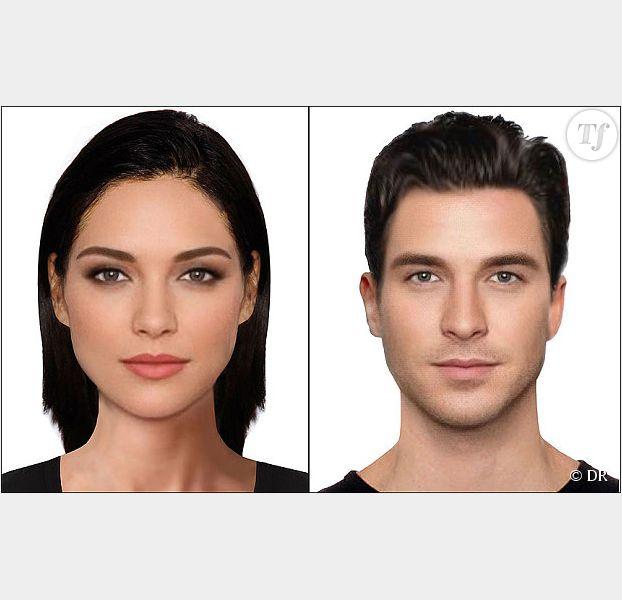 Voici les deux plus beaux visages du monde terrafemina - Le plus beau homme au monde ...