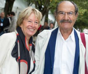 Gérard Hernandez et sa femme Micheline