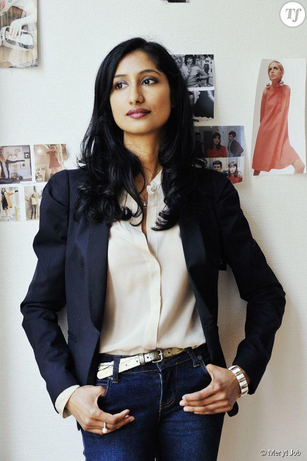 Meryl Job, fondatrice de videdressing.com.