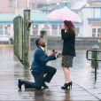 La demande en mariage est un sport extrême qui se pratique dans toutes les conditions.