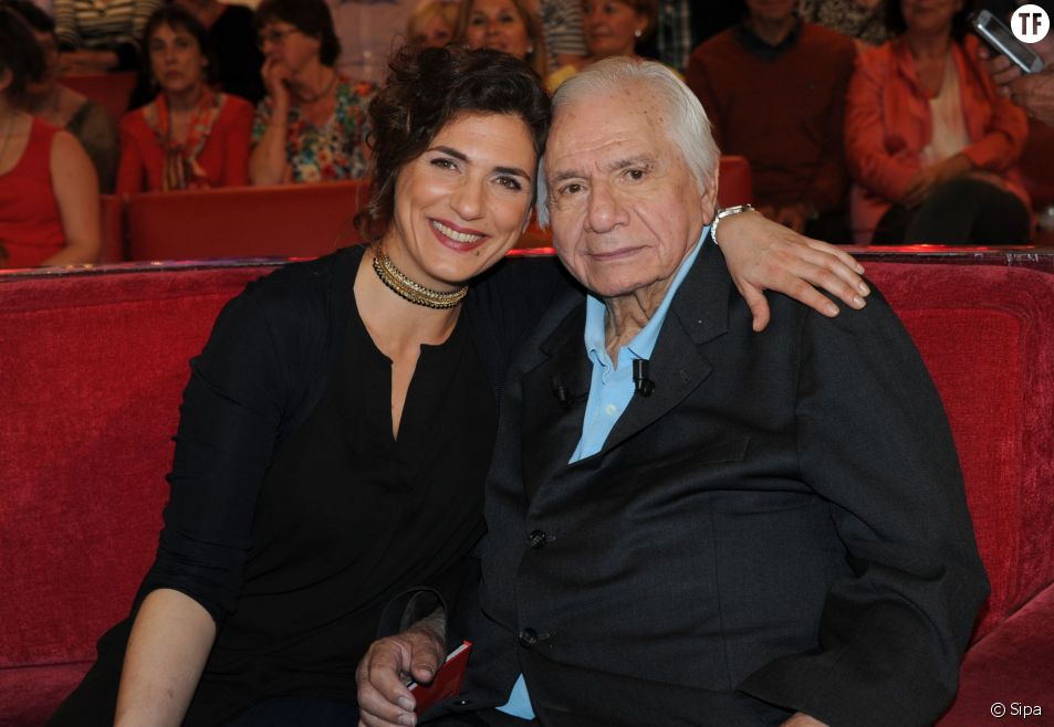 Michel et Emmanuelle Galabru