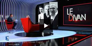 Le divan de Marc-Olivier Fogiel : Jean-Paul Gaultier évoque son enfance - France 3 Replay / Pluzz