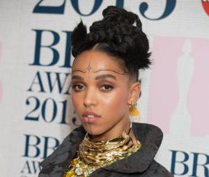 FKA Twigs aux Brit Awards