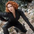 Black Widow dans Avengers 2