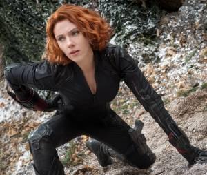 Black Widow dans Avengers 2