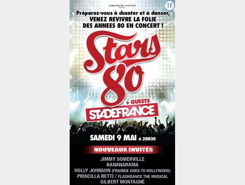 La tournée Stars 80