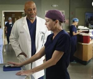 Meredith Grey et le Dr Webber