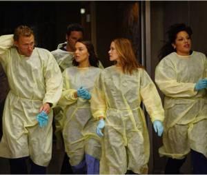 """L'équipe médicale de """"Grey's Anatomy"""""""