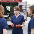"Meredith Grey et les autres médecins de ""Grey's Anatomy"""