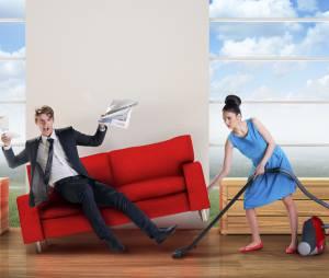 Ménage, enfants, cuisine : plus la femme trime, plus le couple a des chances d'exploser