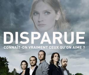 Disparue : l'affiche de la série