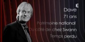 Le divan de Marc-Olivier Fogiel : Dave parle de son rapport à la mort - France 3 Replay / Pluzz