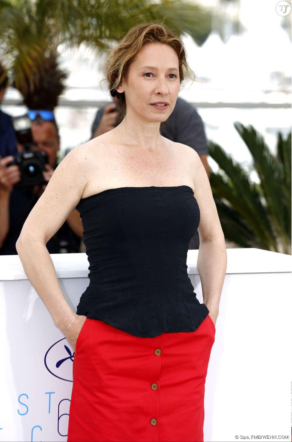 """Emmanuelle Bercot, prix d'interprétation féminine pour le film de Maïwenn """"Mon roi"""""""