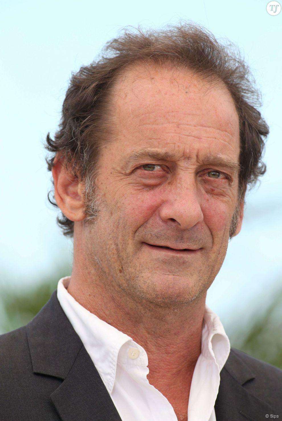 """Vincent Lindon, prix d'interprétation masculine pour son rôle dans le film """"La loi du marché"""""""