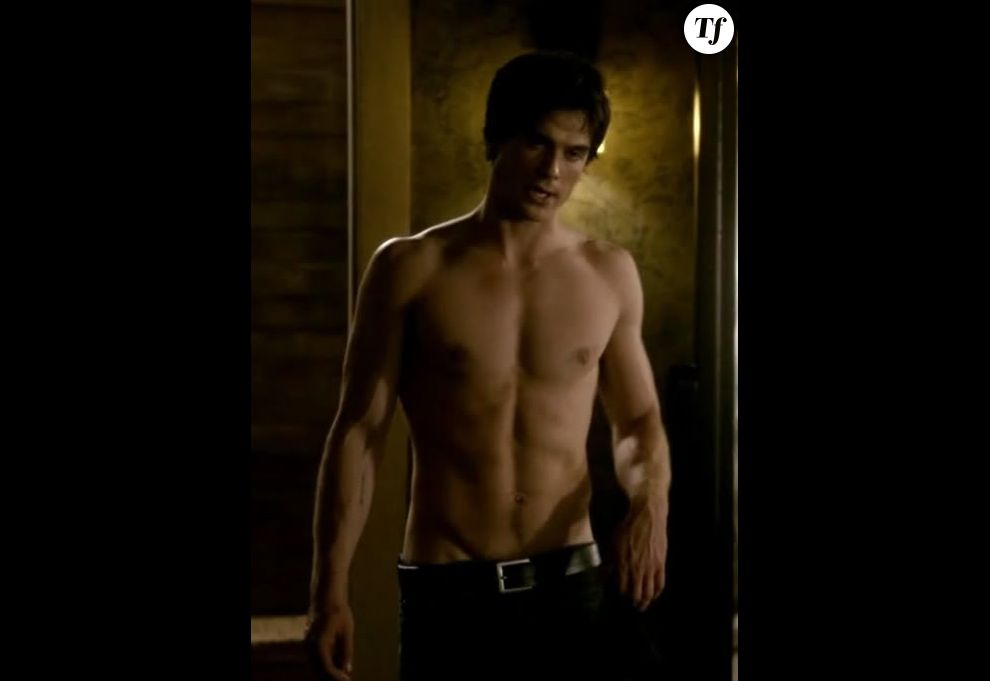 Damon dans Vampire Diaries