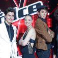 Lilian, Anne Sila, Côme et David les finalistes de The Voice 2015