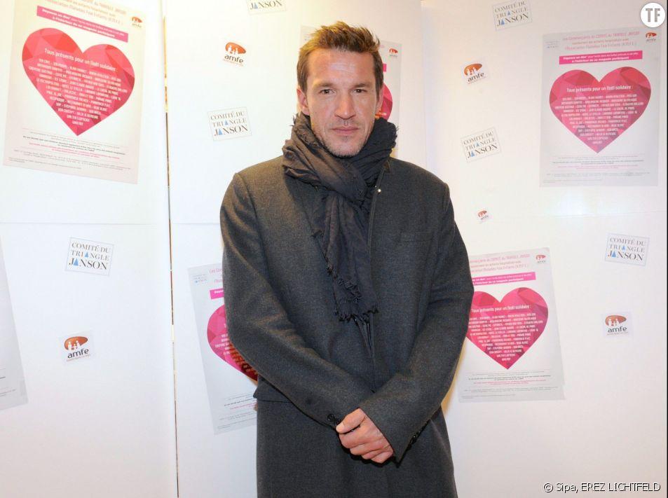Benjmain Castaldi photographié durant la soiree de Charite au profit de l'Association Maladies Foie Enfants AMFE a la Librairie Lamartine