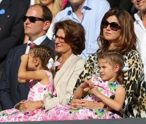 Mirka, la femme de Roger Federer : quatre nounous par enfants ?