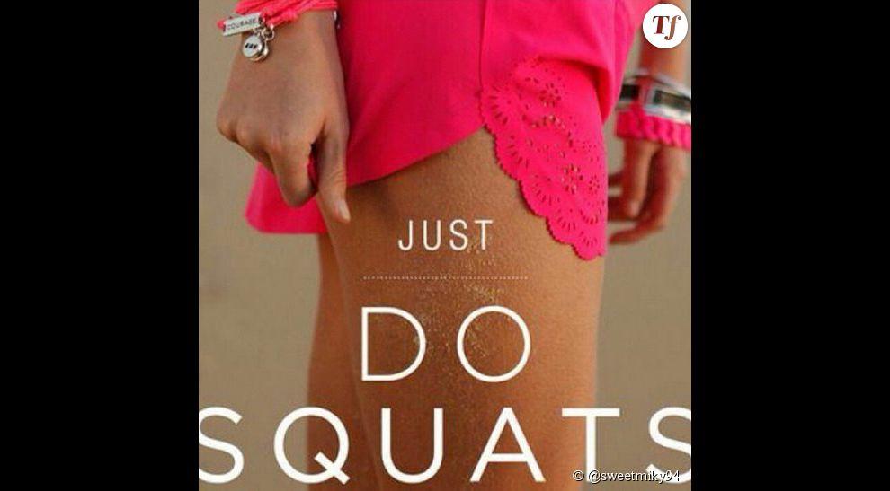 30 Days Squat Challenge : just do squats