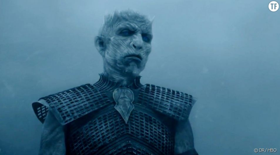 """Le Roi de la Nuit dans """"Game of Thrones"""""""