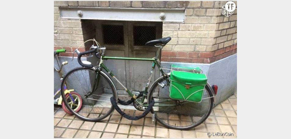 Il a l'air banal comme ça pourtant ce vélo est incroyable