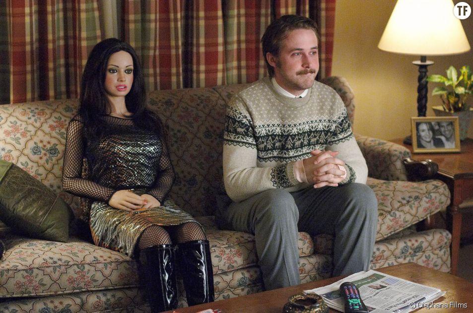 "Ryan Gosling et sa poupée gonflable dans ""Lars & The Real Girl"""