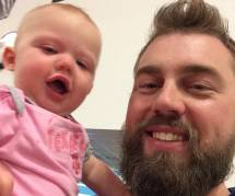 Les papas à barbe sont les it-boys de l'été