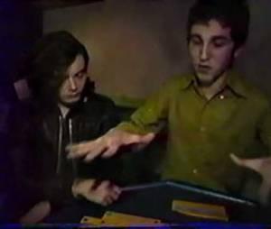 Thomas Bangalter et Guy-Manuel de Homem-Christo en 1995