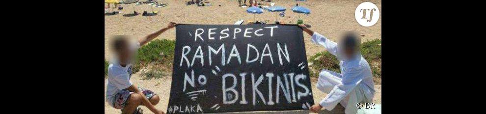 Un groupe de surfeurs marocains réclame l'interdiction du port du bikini durant le Ramadan.