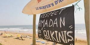 Ces surfeurs marocains en guerre contre le bikini sur les plages d'Agadir