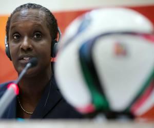 La femme est-elle l'avenir du football ?