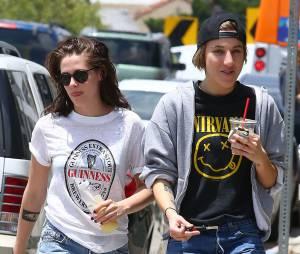 Kristen Stewart en couple : qui est son amoureuse Alicia Cargile ?