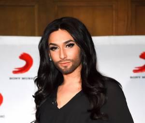 """Conchita Wurst : """"Des hommes hétéros me trouvent attirante"""""""
