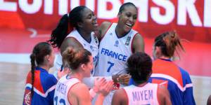 Eurobasket féminin France-Serbie : date heure et chaîne du match de la finale en clair (28 juin)