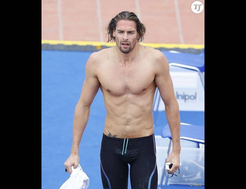 Le nageur de Marseille n'a pas hésité à décaler certains de ses entraînements pour profiter de sa petite Jazz.