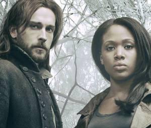 Abbie et Ichabod de Sleepy Hollow.
