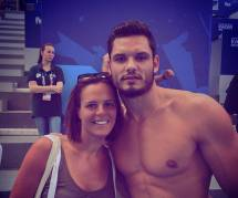 Laure Manaudou : sa belle déclaration d'amour à son frère Florent Manaudou (photos)
