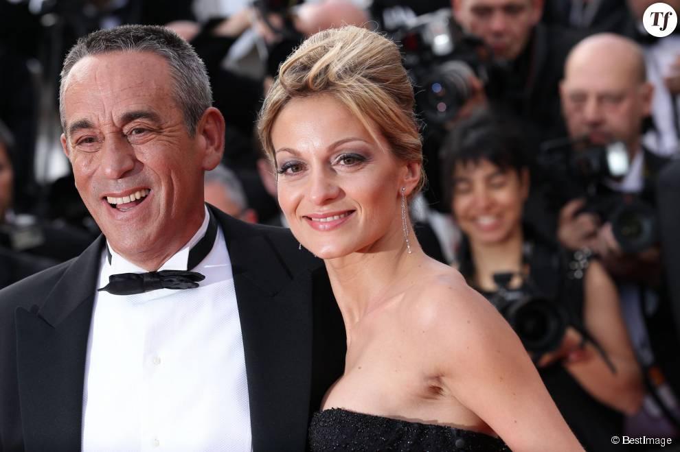 Audrey Crespo-Mara peut compter sur le soutien sans faille de son mari, Thierry Ardisson.