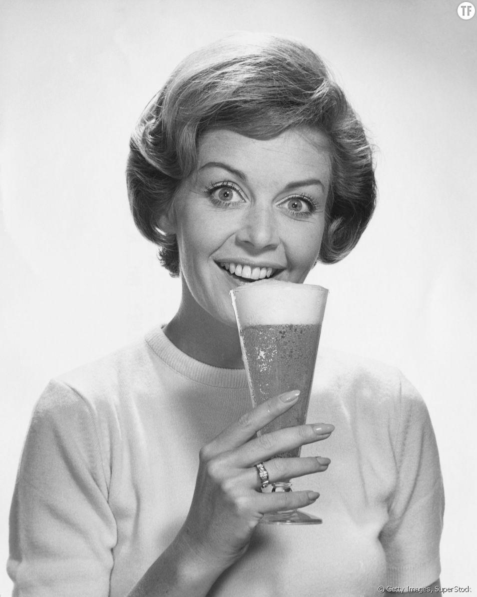 La bière est-elle aussi une boisson de femmes ?