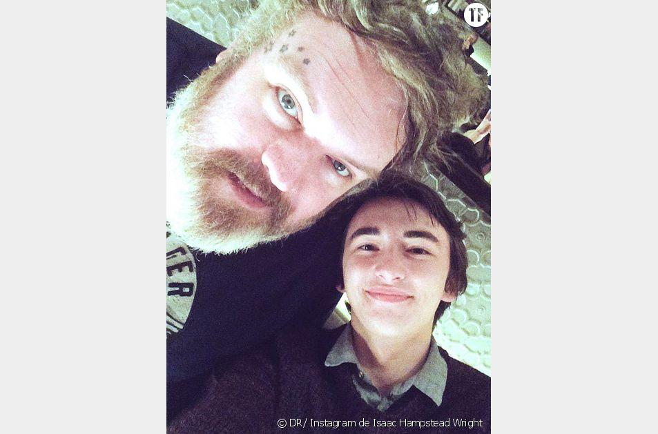 Hodor et Bran réunis