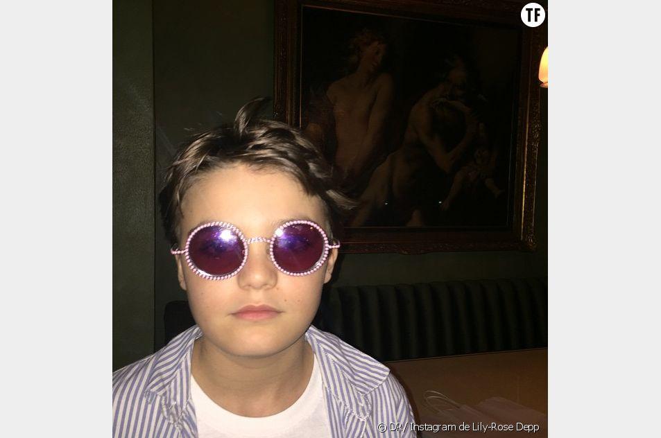 Jack, le frère de Lily-Rose et le fils de Vanessa Paradis et Johnny Depp
