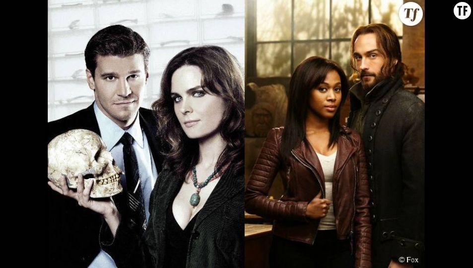 Booth, Brennan, Abbie et Ichabod seront réunis en octobre 2015.