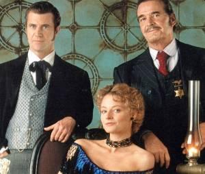 Mel Gibson, Jodie Foster et James Garner