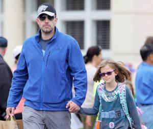 Ben Affleck est l'heureux papa de trois enfants !