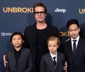 Brad Pitt, le Dilf absolu : il reste le fantasme numéro un de beaucoup de femmes, malgré toute sa tribue d'enfants !