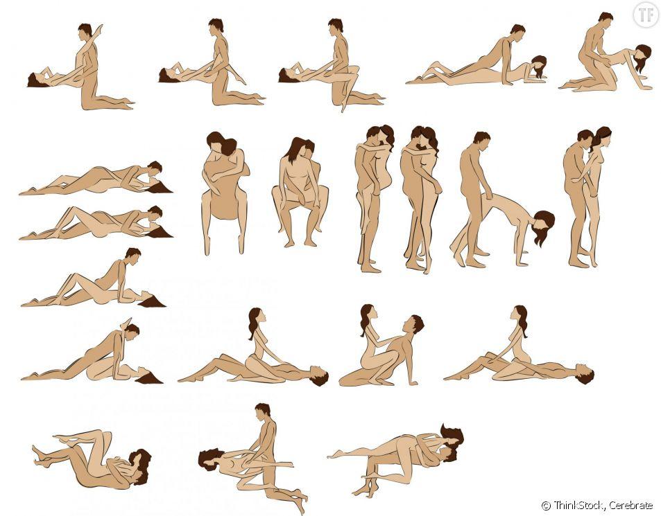 5 positions du Kamasutra pour grands pénis